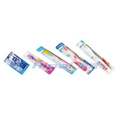 HP-320 智能高产量牙刷包装机